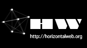 horizontal web